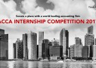 ACCA Internship Competition 2017