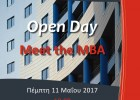 Meet the MBA! | 32 χρόνια Excellence in Business